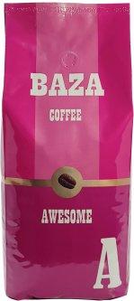 "Кофе в зернах Baza Coffee Awesome ""А"" 80% Арабика 20% Робуста 1 кг (4820215240024)"