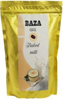 Ароматизированный кофе в зернах Baza Baked milk 50% Арабика 50% Робуста 500 г (4820215240277)