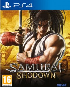 Игра Samurai Shodown для PS4 (Blu-ray диск, Russian version)