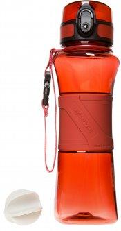 Фляга для воды Uzspace Wasser 500 мл Красная (6955482372142)