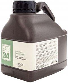 Шампунь для объёма Emmebi Italia Gate 34 Oliva Bio Volume Shampoo 3 л (8032825918927)