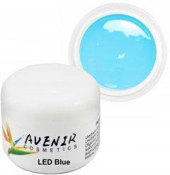 Гель для наращивания Avenir Cosmetics LED Blue 50 мл (5900308134207)
