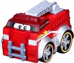 Игровая автомодель BB Junior Push & Glow Пожарная машина (16-89006)