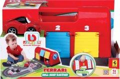 Игровой набор BB Junior Ferrari Roll-Away Raceway (16-88806)