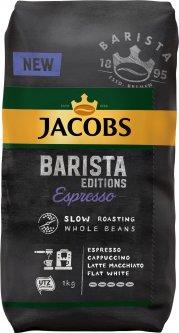 Кофе в зернах Jacobs Barista Edition Espresso 100% Арабика 1 кг (8711000895788)