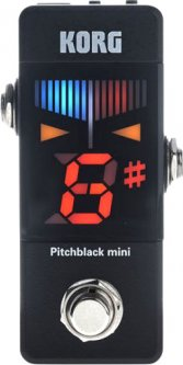 Тюнер Korg PitchBlack PB-Mini (223475)