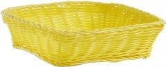 Корзина для хлеба Zeller Желтая 25х25 см (Z18071)