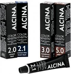 Краска для бровей и ресниц Alcina Color Sensitiv 5.0 светло-коричневый 17 г (4008666173348)