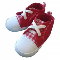 Пінетки Babymove 17 (11 см) Червоний (2979360115625)