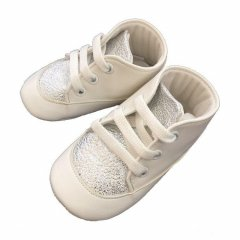 Пінетки Babymove 18 (11,5 см) Срібло (2979360115458)