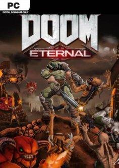 DOOM Eternal для ПК (PC-KEY, русская версия, электронный ключ в конверте)