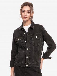 Джинсовая куртка Calvin Klein Jeans Regular 90'S Denim Jacket J20J215927-1BY S Denim Black (8719853763599)