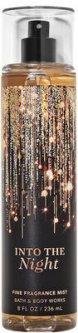 Парфюмированный спрей для тела Bath&Body Works Into the night Темные ягоды и жасмин 250 мл (0667553702210)