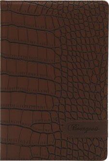 Блокнот Bourgeois N9021 70 г/м² Искусственная кожа А5 80 листов в клетку Коричневый (6923749726786)