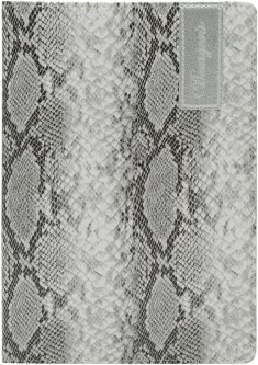 Блокнот Bourgeois N9027 70 г/м² Искусственная кожа А5 80 листов в клетку (6923749726847)