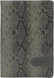 Блокнот Bourgeois N9028 70 г/м² Искусственная кожа А5 80 листов в клетку (6923749726854)
