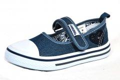 Сліпони Canguro синій 50312 25