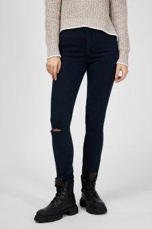 Жіночі темно-сині джинси HIGH RISE SKINNY Calvin Klein 27-32 K20K202478