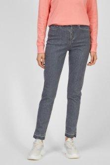 Жіночі сірі джинси HIGH RISE SLIM SHANK DETAIL Calvin Klein 29-32 K20K202114