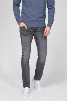 Чоловічі сірі джинси STRAIGHT DENTON Tommy Hilfiger 33-34 MW0MW16189