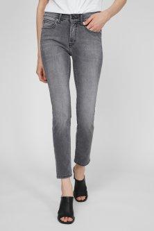 Жіночі сірі джинси MID RISE SLIM ANKLE Calvin Klein 26 K20K202842