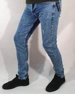 Джинси чоловічі Fashion mario 2026 30 Синій