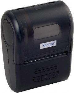 Принтер этикеток и чеков Xprinter XP-Р210В USB + Bluetooth