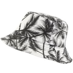 Шляпа-панама Traum 2516-16 56-57 см Черно-белая (4820002516165)