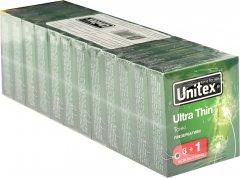 Презервативы Unitex Ultra Thin 12 упаковок по 4 шт (798190041186)