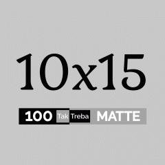 Електронний подарунковий сертифікат на друк 100 матових фото 10х15 см Ra
