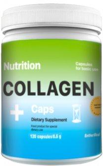 Коллаген EntherMeal COLLAGEN+ 120 капсул (COLL120EM0101)