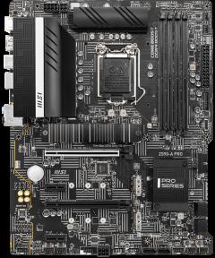 Материнская плата MSI Z590-A PRO (s1200, Intel Z590, PCI-Ex16)