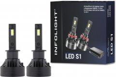 Комплект светодиодных ламп Infolight S1 H1 6500 Кэл. 50W / 60W (Inf S1 H1)