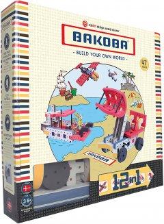 Мягкий конструктор Bakoba 47 деталей (5700002036421)