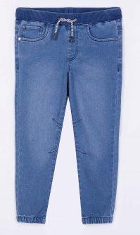 Джинси Coccodrillo Splash WC1123501SPL-014 116 см Блакитні (5904705487591)