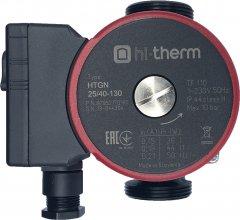 Циркуляционный насос Hi-Therm HTGN25/40-130 + гайки (HTGN 25/40-130/1)