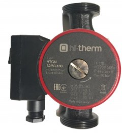Циркуляционный насос Hi-Therm HTGN 32/60-180 + гайки (HTGN 32/60-180/1)