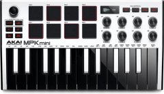 Akai MPK MINI MK3 White (230878)