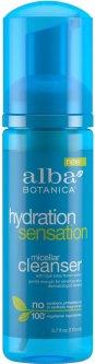 Средство для умывания Alba Botanica Ультраувлажняющее Мицеллярное с гиалуроновой кислотой для чувствительной кожи 170 мл (724742009571)