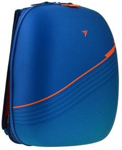 Рюкзак школьный каркасный Yes T-60 Azure 0.77 кг 34х40х14 см 21 л (557285)