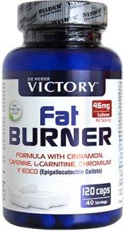 Жиросжигатель Weider Victory Fat Burner 120 капсул (8414192305591)