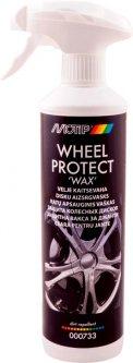 Защитный воск для колесных дисков Motip Black Line 500 мл (8711347220274)