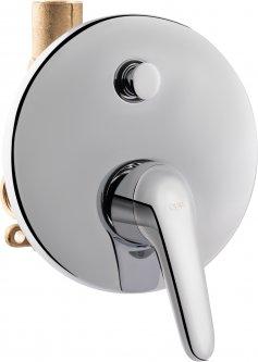 Смеситель скрытого монтажа для ванны QTAP Olsava 6212107ODC