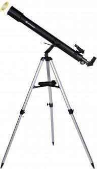 Телескоп Bresser Sirius 70/900 AZ Carbon с солнечным фильтром (4512001)