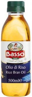 Масло Basso из рисовых отрубей 500 мл (8004123013628)