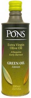 Масло оливковое Pons Green Oil EV 500 мл (8429671360992)