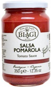 Соус Biagi томатный organic 350 г (8032680415135)