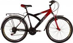 "Велосипед Ardis Striker 24"" 15"" 2021 Чорно-червоний (0612/К)"