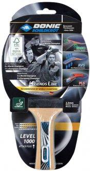 Ракетка для настольного тенниса Donic Legends 1000 FSC (754427)