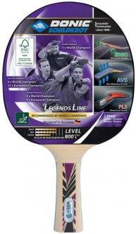 Ракетка для настольного тенниса Donic Legends 800 FSC (754425)